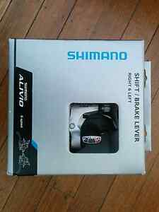 New Shimano right shift / break lever McMahons Point North Sydney Area Preview
