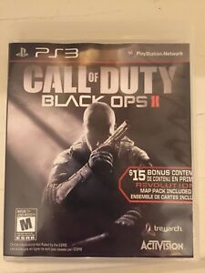 PS3 Call of Duty Black Ops II