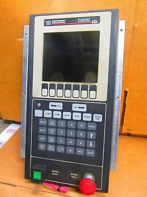Cincinnati Milacron Camac Vst Operator Interface 3-424-2065a Vst
