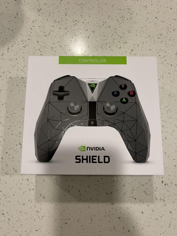 NVIDIA - SHIELD Wireless Controller - Black