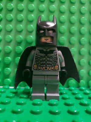 LEGO Batman Dark Bluish Gray Suit Minifigure 7884 7886 7888 bat024