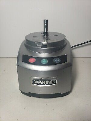 Waring - Wfp16scd - Commercial Industrial 4 Quart Food Processor Base Only