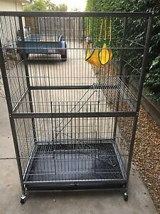 Brand new flat pack Bird, Cat, Rats cage, easy to move around Hillcrest Logan Area Preview
