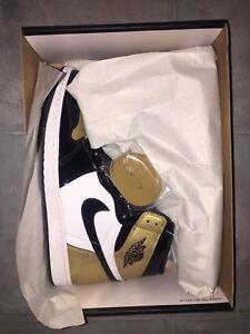 DS Jordan 1 Gold Toe