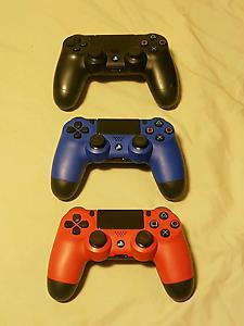 GENUINE Dual Shock Playstation 4 Controllers Braeside Kingston Area Preview