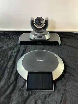 Lifesize Icon 600 Video Conference System 10x Camera And Phone Hd