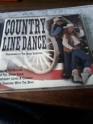 The Boot Scooters-Country Line Dance CD ()
