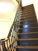 Classic stairs 416-457-4624