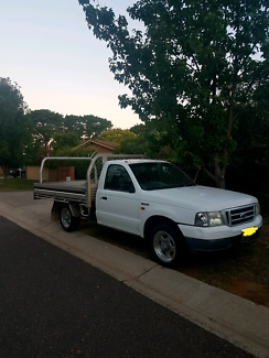 2004 Ford Courier Tray Back Ute