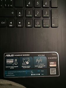 Asus X553M Laptop Perfect for Back to school!