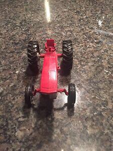 1980's International metal toy tractor