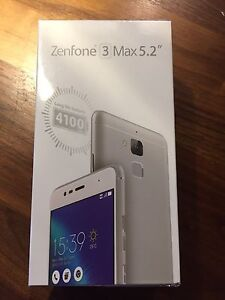 Asus Zenfone 3 Max 5.2 unused in wrapped box