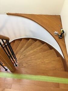 Classic stairs 416-457-4624 Stratford Kitchener Area image 6