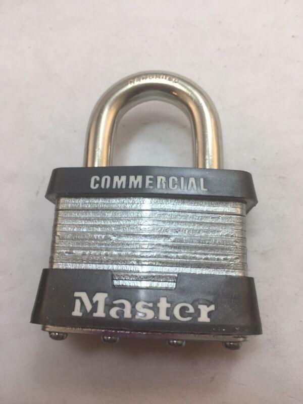 Master Lock #21WO Re-keyable Padlock without Core