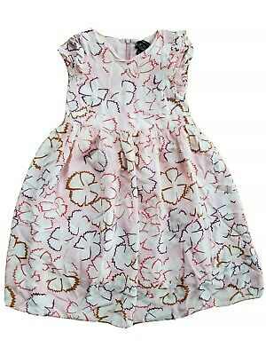 Genuine Little Marc Jacobs Girl's Silk Dress (Size 6)