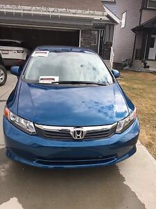2012 Honda Civic 4 Doors