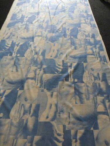 ANDREW MARTIN FABRIC PORNO COLLECTION - ADAM - RARE BLUE COLOURWAY!!