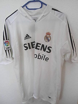Trikot 74 Real Madrid in Größe M