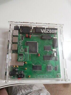 V6Z80P Retro Computer