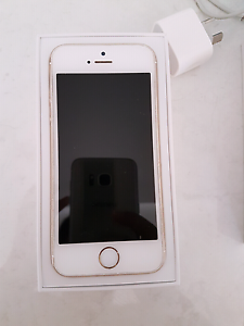 Iphone 5s gold Woodville South Charles Sturt Area Preview