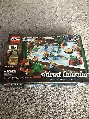 LEGO 2017 City 60155 Advent Calendar NEW SEALED Retired