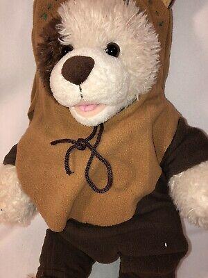 Star Wars EWOK Pet Dog Costume In Original Package Small Dog Disney