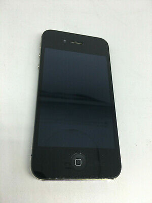 Great Apple iPhone 4s - 16GB - Black AT&T Only A1387