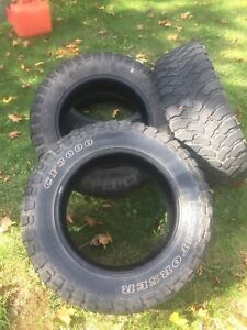 Mud/trail Tires For Sale