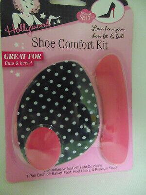 1-Hollywood Fashion Secrets Shoe Comfort Kit