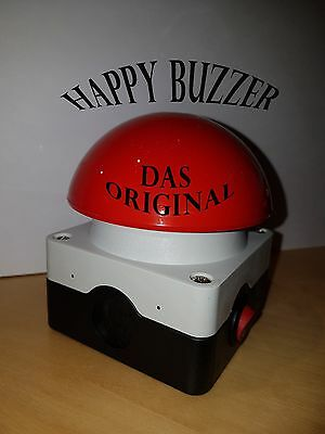 """HAPPY BUZZER"" das Original"" Photobooth / Fotobox Fernauslöser  programmierbar"
