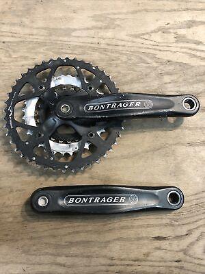 Crankset KRG Pedal Crank Crank Aluminium DIY 22//32//42 Teeth