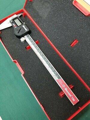 Pre-owned Starrett 798a-8200 Digital Caliper 8 Electronic Caliper 8