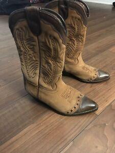 Botte de cowboy