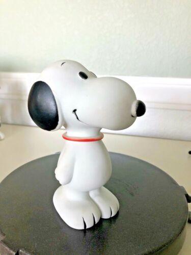 Vintage Peanuts Snoopy  Squeaker Figurine 1966 United Feature Syndicate