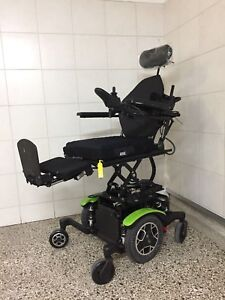 Electric wheel chair ROVI X3 Bariatric with lift & tilt motion