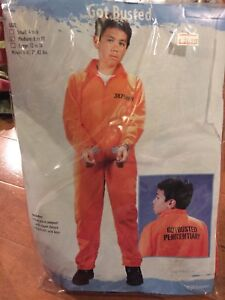 Busted Halloween costume for kids 8-10