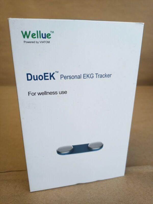 *SEE DESCRIPTION* Wellue Powered By Viatom DuoEK Personal EKG Tracker Model ER2
