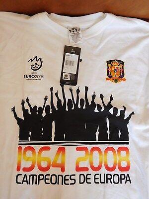 T-Shirt Fußball Europameisterschaft EM 2008 - adidas - neu mit Tag - Größe XL