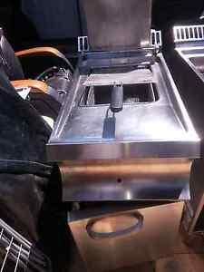 Commercial stainless steel deep fryer natural gas Wakeley Fairfield Area Preview