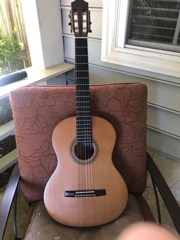 classical guitar Goyette