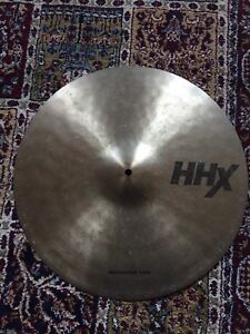 SABIAN HHX Manhattan Crash Cymbal