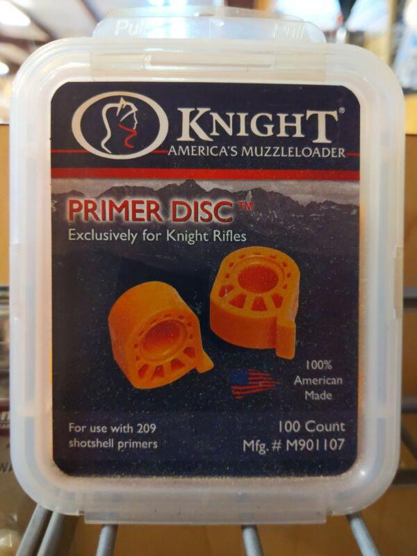 Knight Orange Primer Disc 100 Pack New RTS