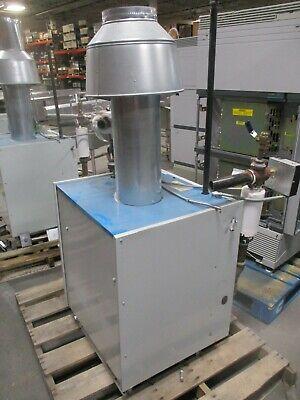 Slantfin Caravan Natural Gas Boiler Gg-300 Es 300000btu Input Used