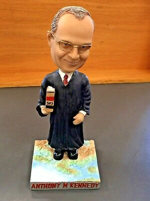 Green Bag Bobblehead Supreme Court Justice Anthony M. Kennedy (no box)