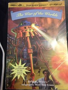 War of the worlds Easy read version Clayton Monash Area Preview