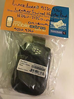 BlackBerry Leather Swivel Holster & Belt Clip for Curve 9360,9330 HDW-31350-001 Blackberry Curve Swivel Holster