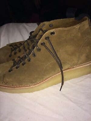 Mens Brand New Nepco Boots Size 7