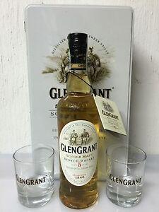 Glengrant-Single-Malt-Scotch-Whisky-5-Anni-Con-2-Bicheri-70-Cl-40