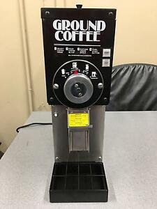grindmaster 810 commercial coffee grinder compare bunn g2 g3 contact 4 shipping - Bunn Commercial Coffee Maker