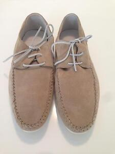 Never Worn Mens Suede Shoes Newcastle Newcastle Area Preview